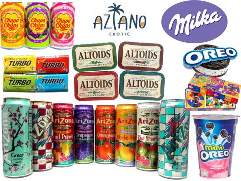 У нас приехала новинка, ALTOIDS - жевательные конфеты из США.