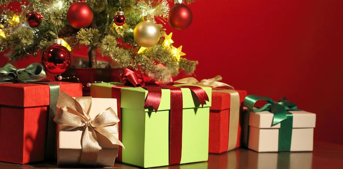 Топ 5 современных подарков на Новый год.