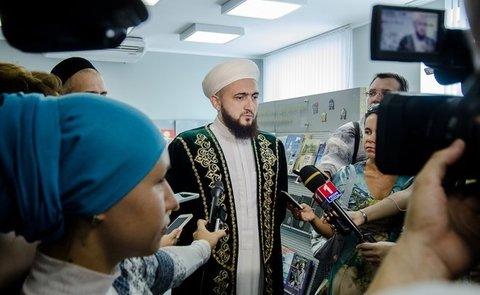 Муфтий Татарстана рассказал о планах изучать мусульманский блокчейн