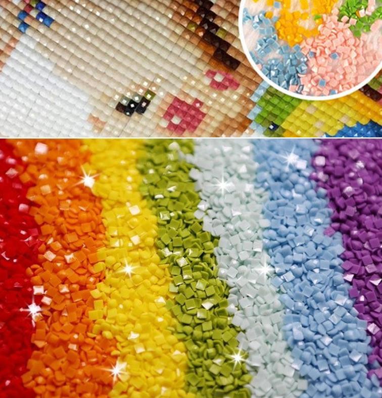 Как оформить алмазную мозаику: практические советы для любимого творчества