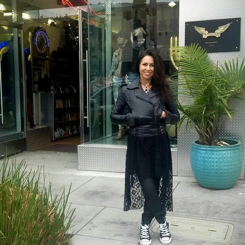 Магазин Robin's Jean в Беверли Хиллз👌