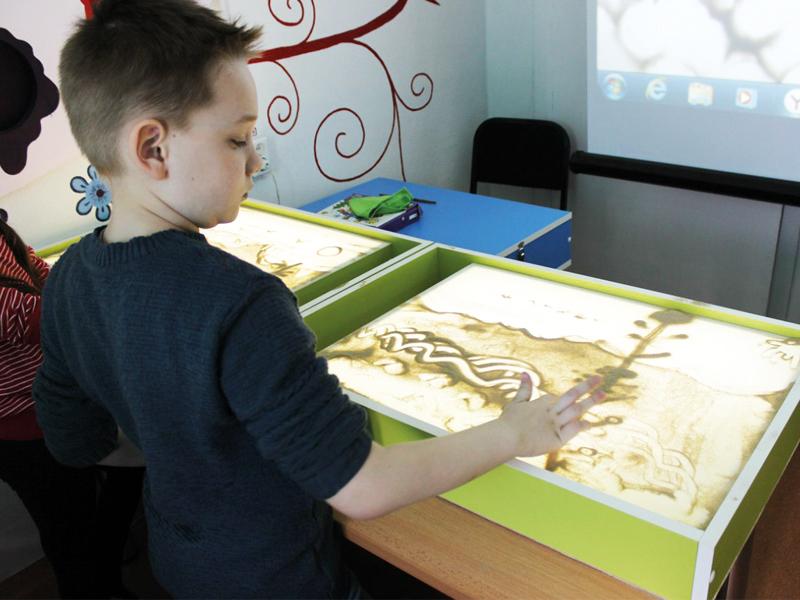9 причин купить песочный стол в детский сад
