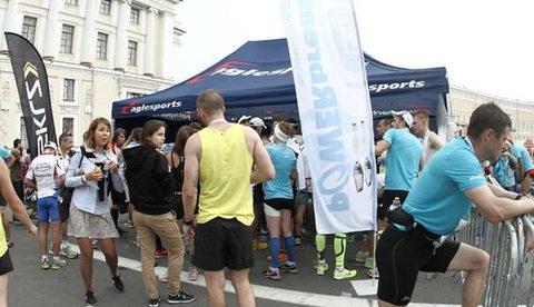 Команда Eaglesports приняла участие в 25-м международном марафоне