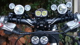 Топ 5 велосипедных фонарей