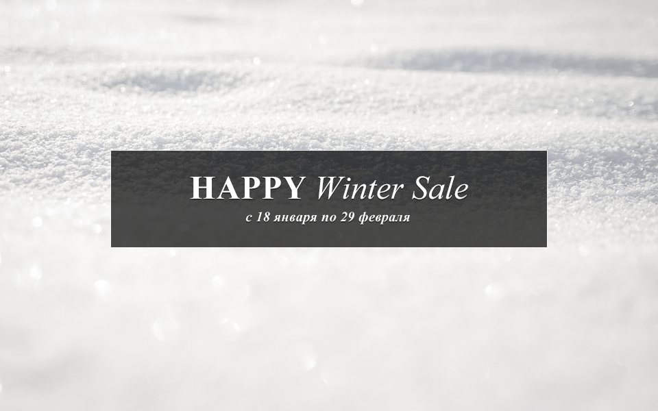 HAPPY Winter Sale by HAPPY Collections!