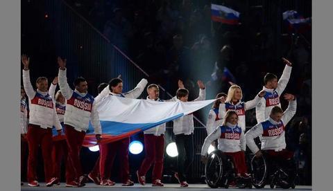 Поздравляем российских паралимпийцев с победой на играх в Сочи!