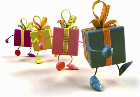 Подарки. Часть 1
