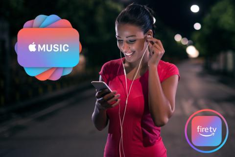 Apple Music покорили новые устройства: Echo и Fire TV