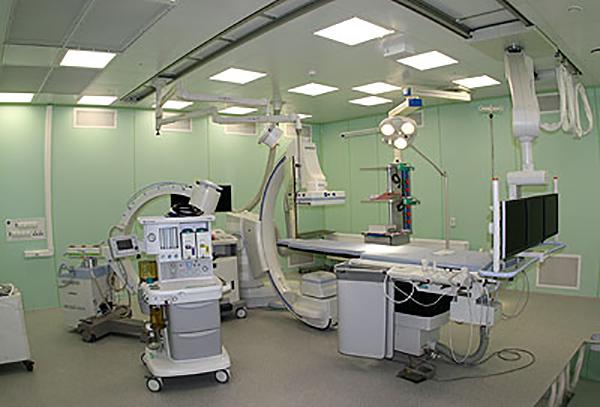 Вентиляция медицинских учреждений – дифференциация подхода