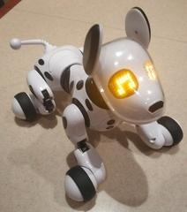Интерактивные игрушки: собака-робот