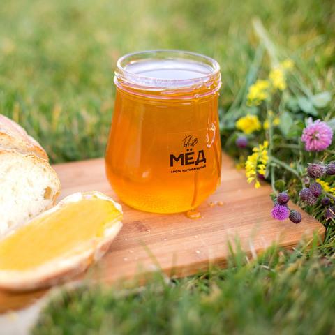 Верный способ проверить мёд