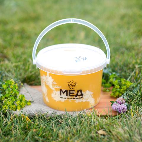 Свежий мёд 2018 года с нашей пасеки. Итоги сезона.
