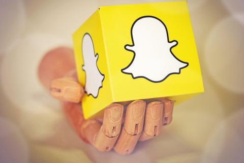 Пользователи Snapchat смогут играть в игры