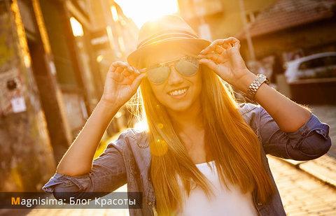 Ухаживаем за кожей в летний период