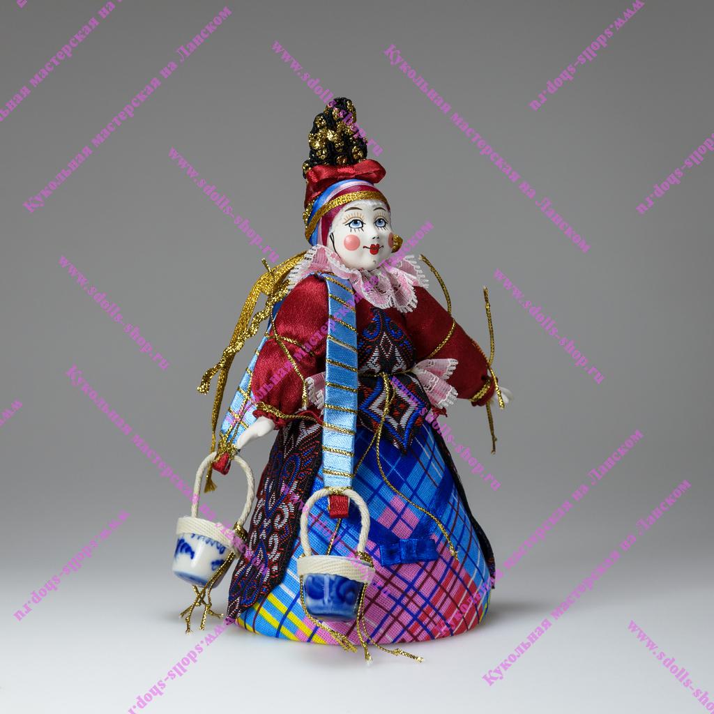 Новая интерьерная кукла
