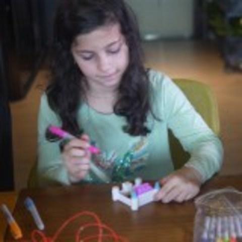 Weistek представляет 3D-принтер для детей на Kickstarter'e