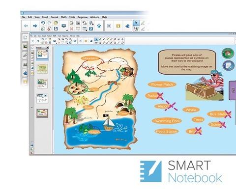 SMART NOTEBOOK новая точка зрения  на интерактивные уроки в образовании