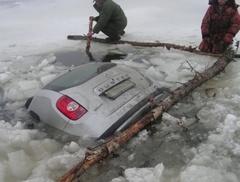 Автомобиль, который был в воде