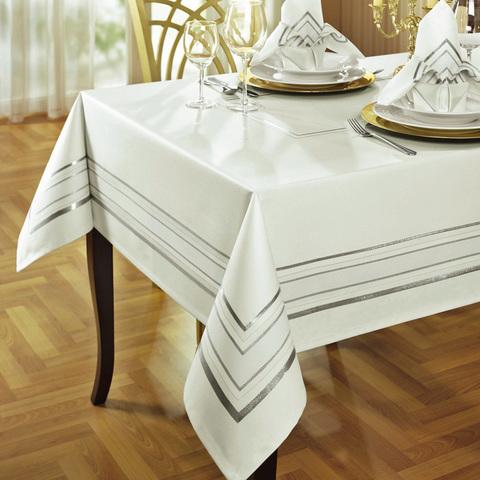 Как выбрать скатерть на стол?