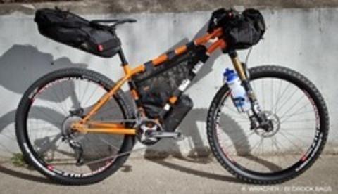 Как выбрать сумку на велосипед