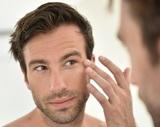 Как уменьшить морщины на лице мужчины