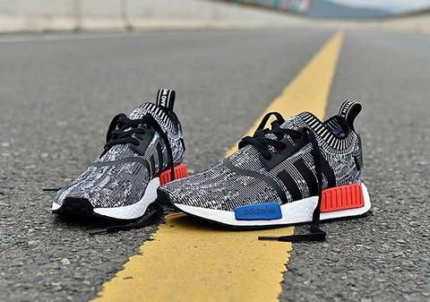 Adidas NMD Runner Primeknit: для любителей ярких образов