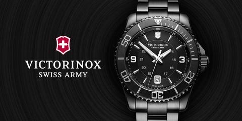 Victorinox Maverick Black Edition: торжество функциональности