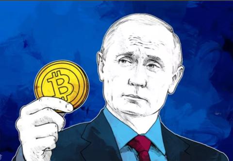 Путин боится, что страна попадёт в зависимость от стран с более развитой технологией блокчейн