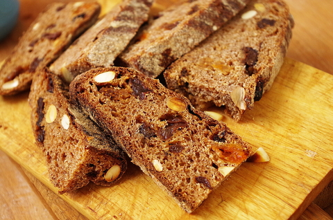 ржаной хлеб с добавками рецепт