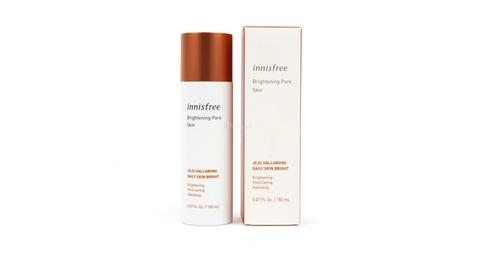Обзор на Тонер INNISFREE Brightening Skin Pore