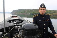 Профессия - подводник