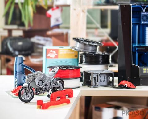 Мы принимаем предзаказы на 3Д-принтер Picaso 3D Designer X Pro