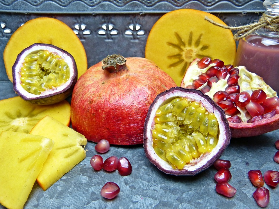 Польза экзотических фруктов: питахайя, папайя, маракуйа