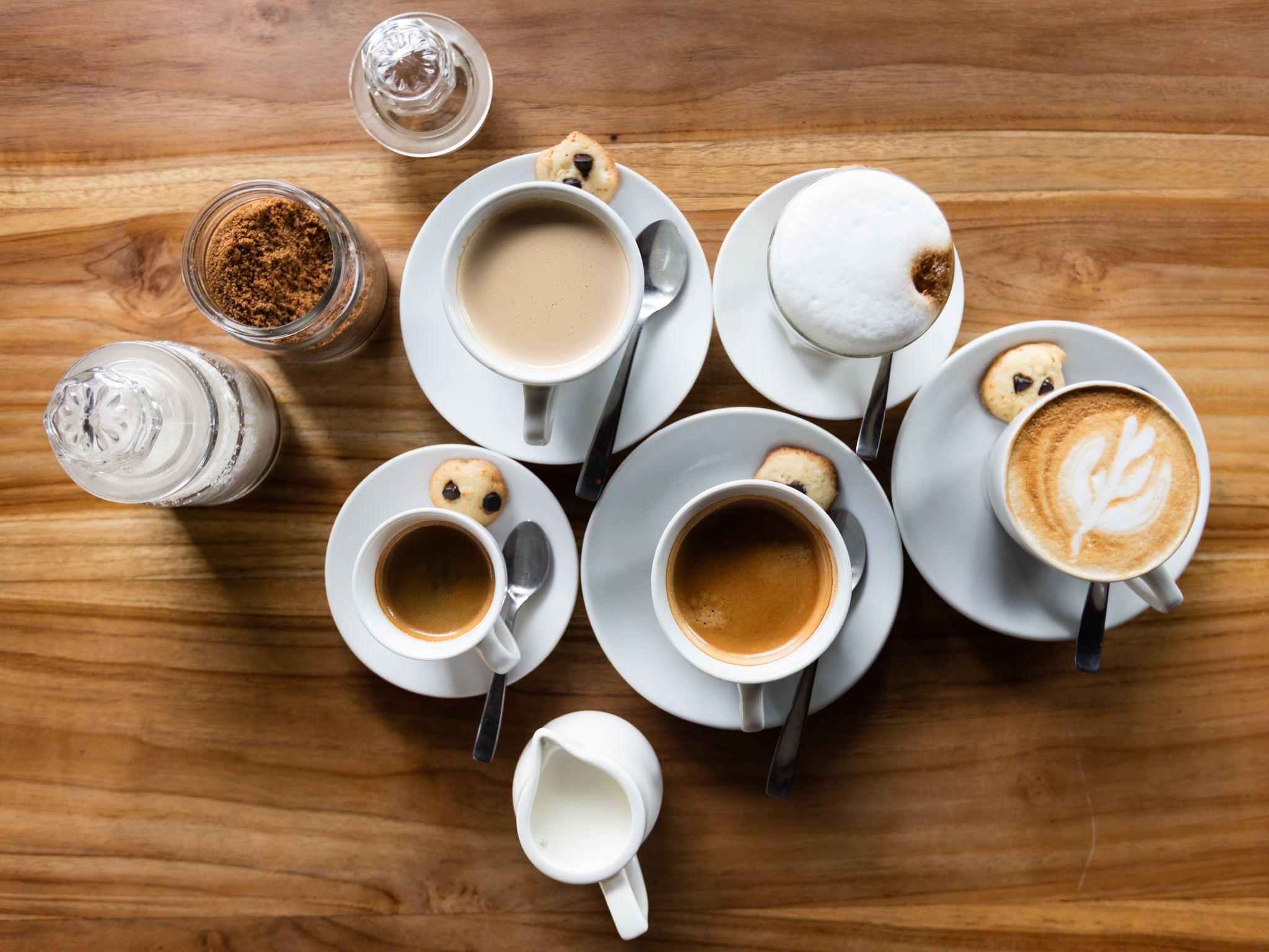 Кофейные пристрастия гурманов Словении