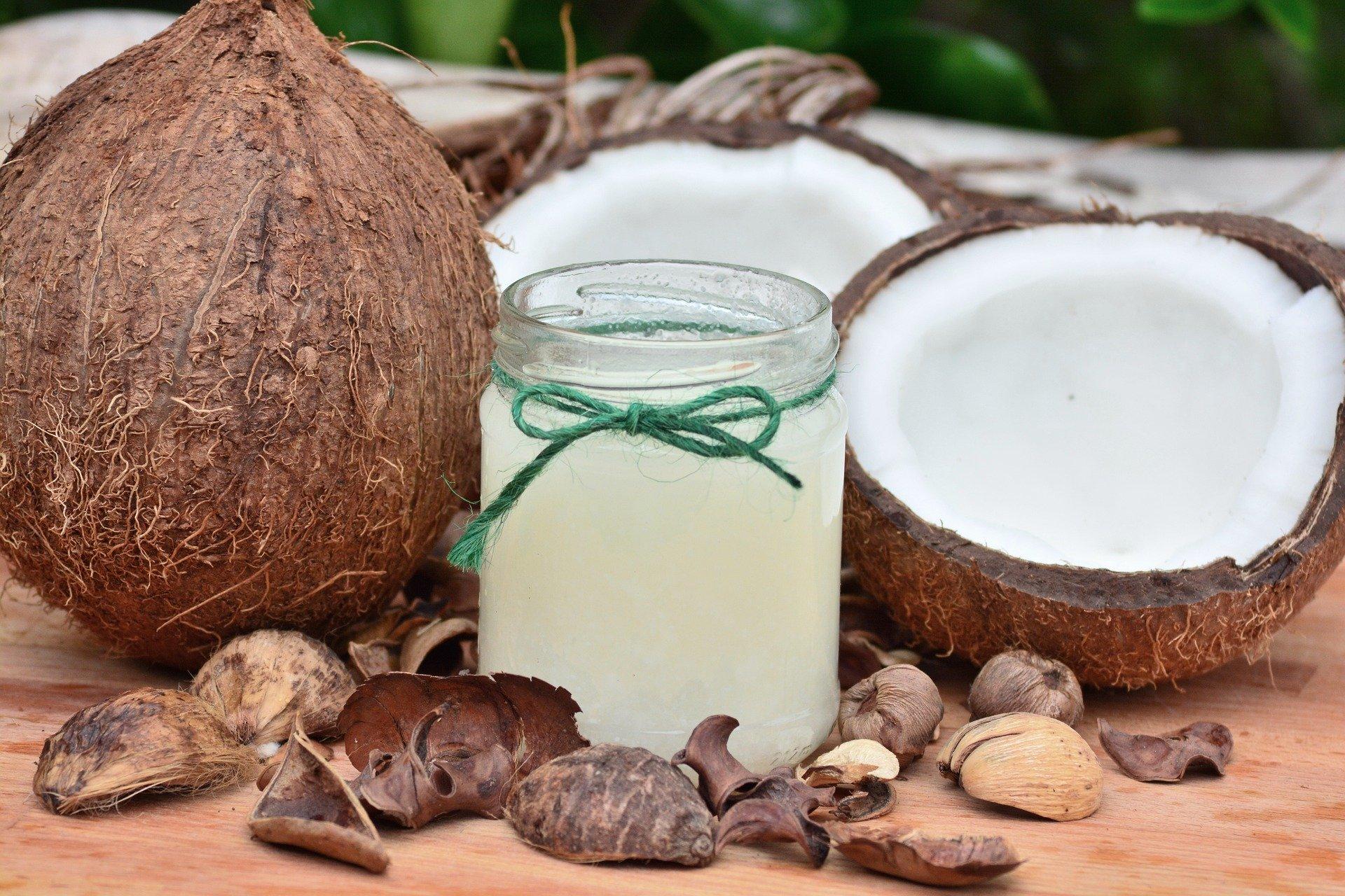 Кокосовое масло - настоящая кладезь красоты и здоровья!