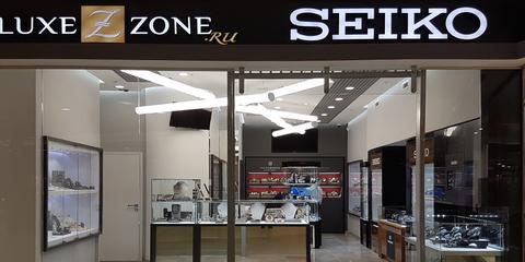 В ТК Невский Центр открылся бутик часов, ювелирных и дизайнерских украшений «LuxeZone.ru |Seiko»