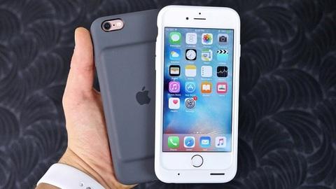 Обзор Apple Smart Battery Case to iPhone 7