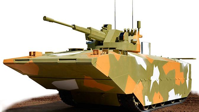 Графическое изображение машины для морских пехотинцев появилось в Сети