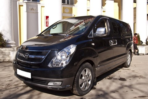 Hyundai Starex HVX