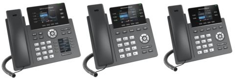 Grandstream представляет новую серию IP-телефонов операторского класса