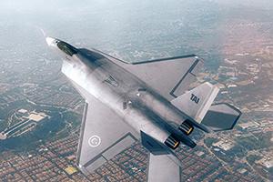 Турция демонстрирует в Ле-Бурже новый истребитель