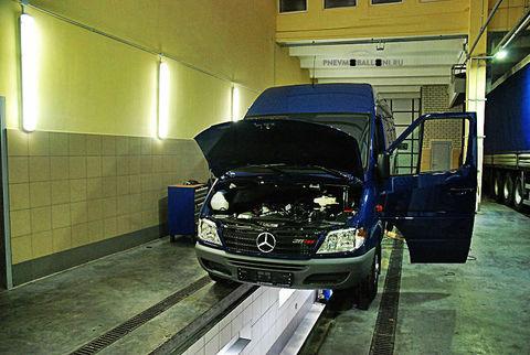 Mercedes Sprinter Classic