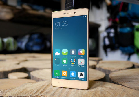 Обзор Xiaomi Redmi S3