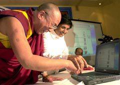 Далай-Лама о радости нового дня