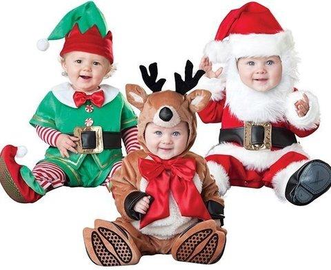 Как правильно выбрать детский костюм для новогодней ёлки?