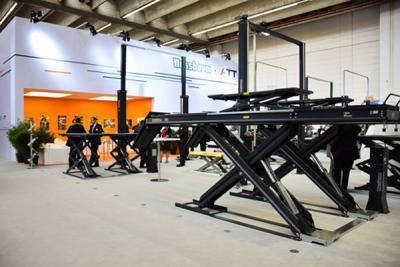 Делегация от нашей компании приняла участие в выставке Automechanika