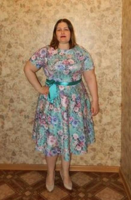 Отзыв о платье 4160