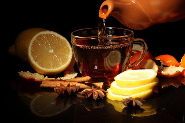 «Апельсиновое печенье» (Orange Cookies) - микс черного чая