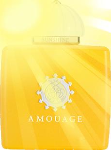 Больше солнца с Amouage Sunshine - часть 1