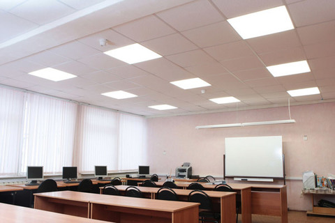 Официальное разъяснение Роспотребнадзора, разрешающее без ограничений применение светодиодного освещения в школах